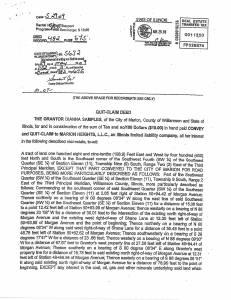 -Exhibit C 0033 Deed Williamson County Illinois Il Property Tax Fraud