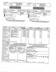 Exhibit A Tax-Bills Tax Record Cards Williamson County-illinois Il Property Tax Fraud 0612