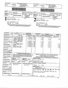 Exhibit A Tax-Bills Tax Record Cards Williamson County-illinois Il Property Tax Fraud
