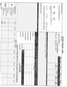 Exhibit A Tax Bill Property Tax Record Cards Williamson County-illinois Il Property Tax Fraud 0456