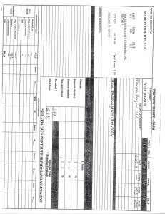 Exhibit A Tax Bill Property Tax Record Cards Williamson County-illinois Il Property Tax Fraud 0457