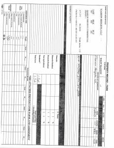 Exhibit A Tax Bill Property Tax Record Cards Williamson County-illinois Il Property Tax Fraud 0458