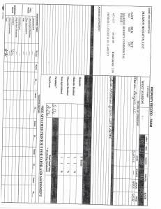 Exhibit A Tax Bill Property Tax Record Cards Williamson County-illinois Il Property Tax Fraud 0459