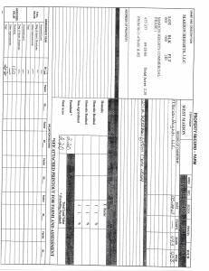 Exhibit A Tax Bill Property Tax Record Cards Williamson County-illinois Il Property Tax Fraud 0460