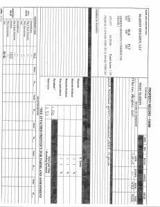 Exhibit A Tax Bill Property Tax Record Cards Williamson County-illinois Il Property Tax Fraud 0462
