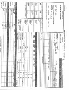 Exhibit A Tax Bill Property Tax Record Cards Williamson County-illinois Il Property Tax Fraud 0464