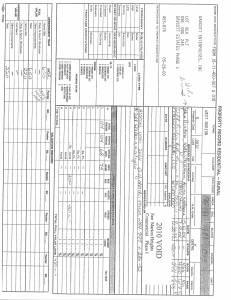 Exhibit A Tax Bill Property Tax Record Cards Williamson County-illinois Il Property Tax Fraud 0472