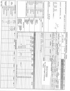 Exhibit A Tax Bill Property Tax Record Cards Williamson County-illinois Il Property Tax Fraud 0473