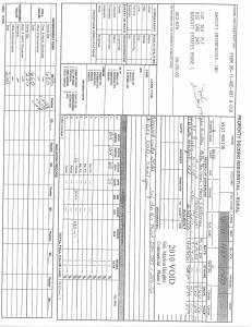 Exhibit A Tax Bill Property Tax Record Cards Williamson County-illinois Il Property Tax Fraud 0475
