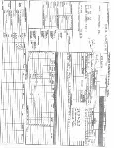 Exhibit A Tax Bill Property Tax Record Cards Williamson County-illinois Il Property Tax Fraud 0476