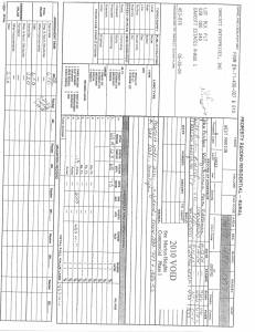 Exhibit A Tax Bill Property Tax Record Cards Williamson County-illinois Il Property Tax Fraud 0478