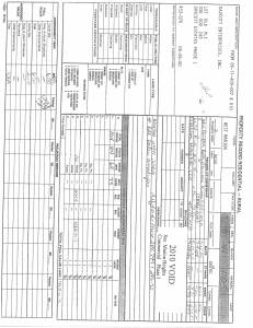 Exhibit A Tax Bill Property Tax Record Cards Williamson County-illinois Il Property Tax Fraud 0480