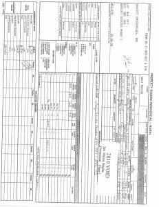 Exhibit A Tax Bill Property Tax Record Cards Williamson County-illinois Il Property Tax Fraud 0481