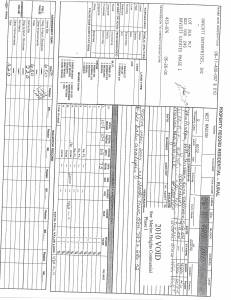 Exhibit A Tax Bill Property Tax Record Cards Williamson County-illinois Il Property Tax Fraud 0489