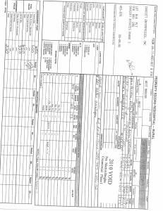 Exhibit A Tax Bill Property Tax Record Cards Williamson County-illinois Il Property Tax Fraud 0496