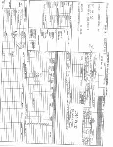 Exhibit A Tax Bill Property Tax Record Cards Williamson County-illinois Il Property Tax Fraud 0497