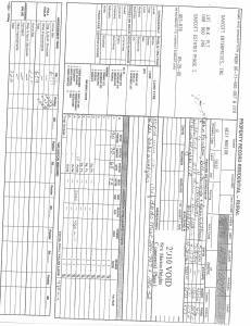 Exhibit A Tax Bill Property Tax Record Cards Williamson County-illinois Il Property Tax Fraud 0501