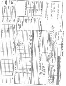 Exhibit A Tax Bill Property Tax Record Cards Williamson County-illinois Il Property Tax Fraud 0504