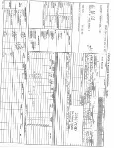 Exhibit A Tax Bill Property Tax Record Cards Williamson County-illinois Il Property Tax Fraud 0505