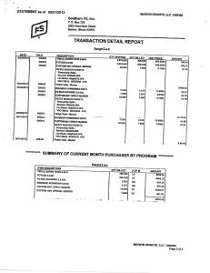 Exhibit A Invoices Property Tax Record Cards Williamson County-illinois Il Property Tax Fraud 0446