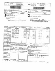 Exhibit B Property Tax Record Cards Williamson County-illinois Il Property Tax Fraud 0019