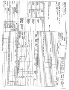 Exhibit D Propertytax Record Cards Williamson County-illinois Il Property Tax Fraud 0108