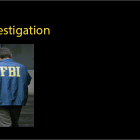 Join call for Federal investigation